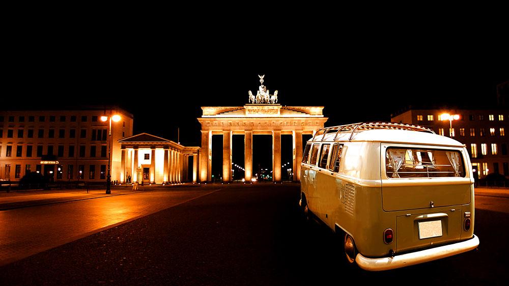 Berlín a Hüttenpalast – indoor kemping pro pravé bohémy