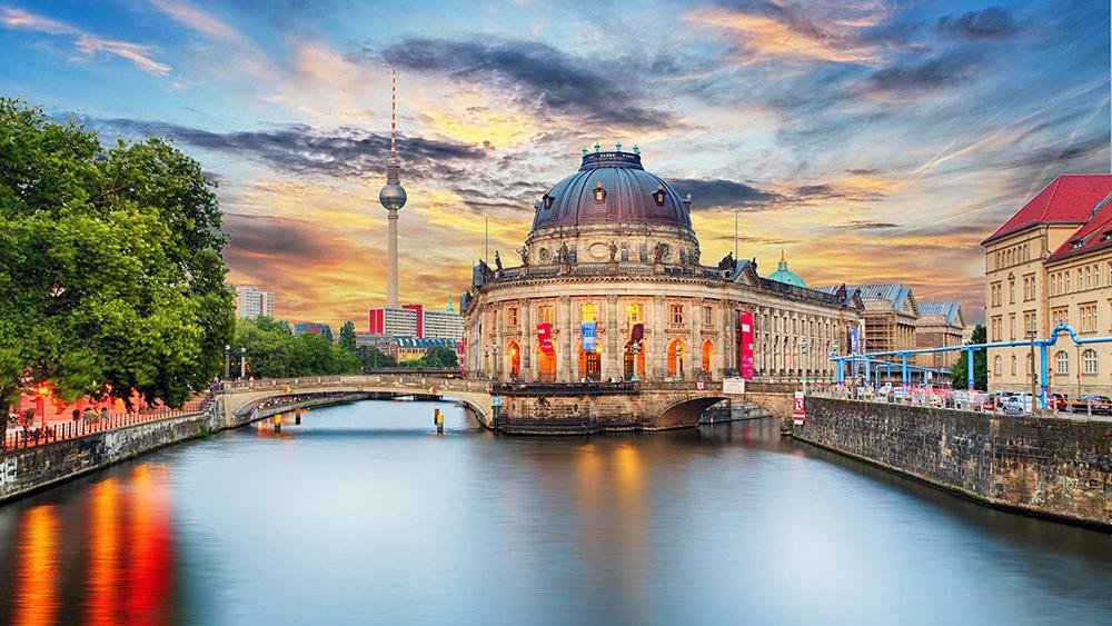 Muzejní ostrov v Berlíně – od antiky po modernu