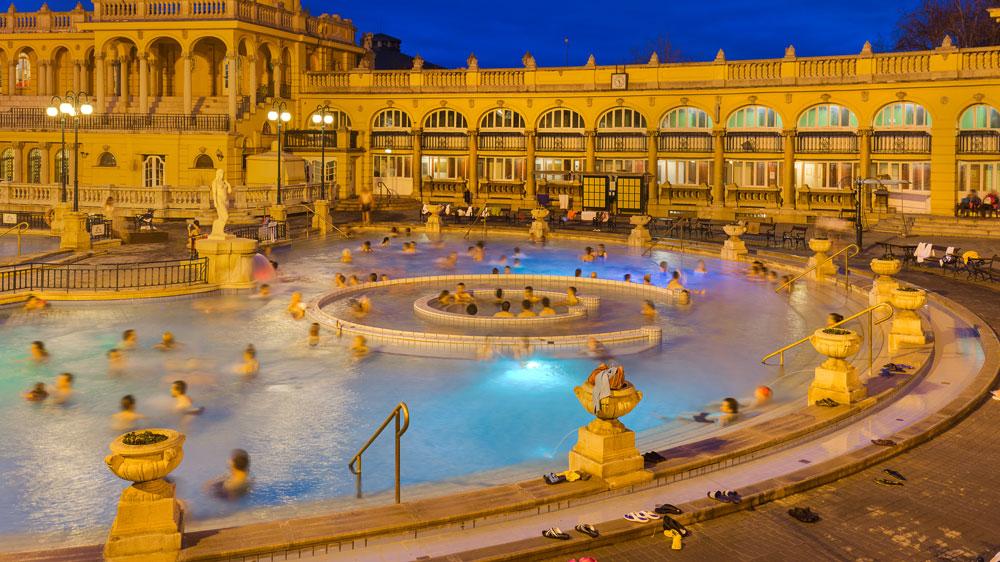Budapešť a termální lázně – výlet za pár kaček?