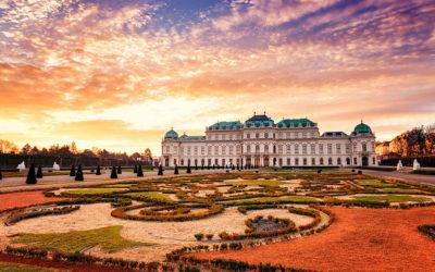 Vídeň a památky – Belvedere, slavný palác a umělecká galerie v jednom