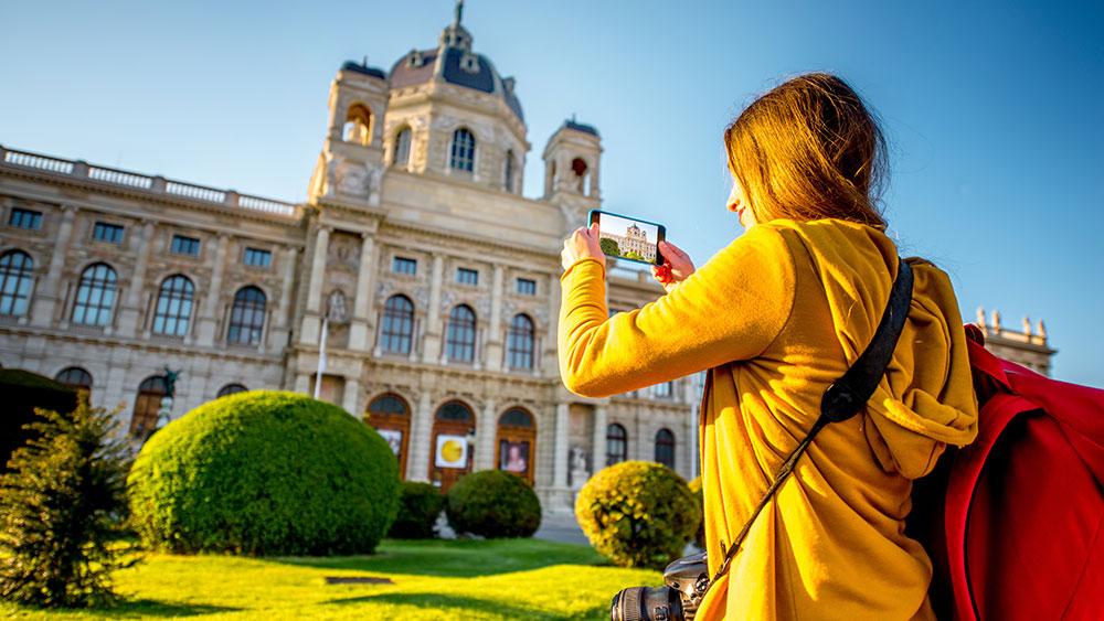 Jak si užít Vídeň – Low budget, ale se vším všudy